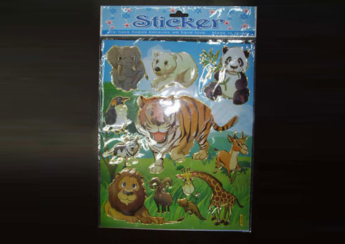 Animal-PVC-sticker
